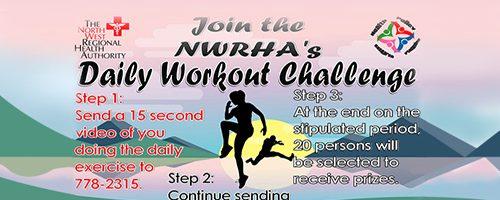 NWRHA Workout Challenge