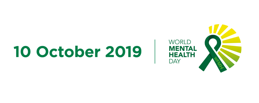World Mental Health Day 2019 – FOCUS ON SUICIDE PREVENTION