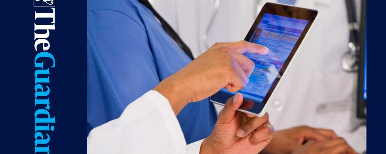 Healthcare digitisation in Nigeria