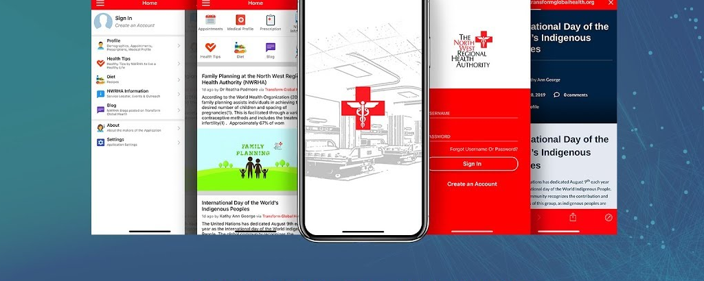 The North West Regional Health Authority Be Well TT mobile app commemorates its 1 year anniversary