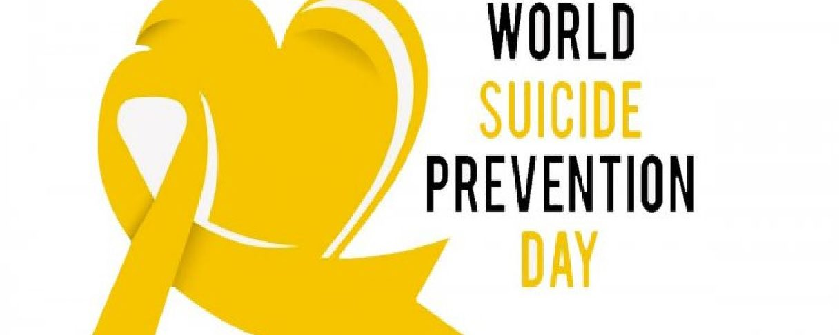 World Suicide Prevention Day 2020 – by Dr Shafe