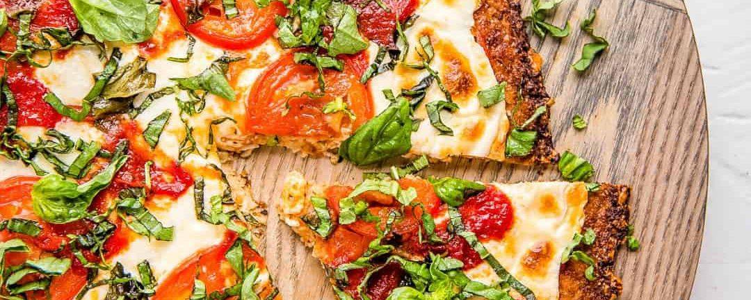 Cauliflower Based Pizza