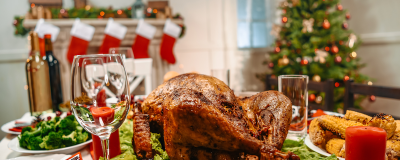 Healthy Eating Tips for the Christmas Holidays