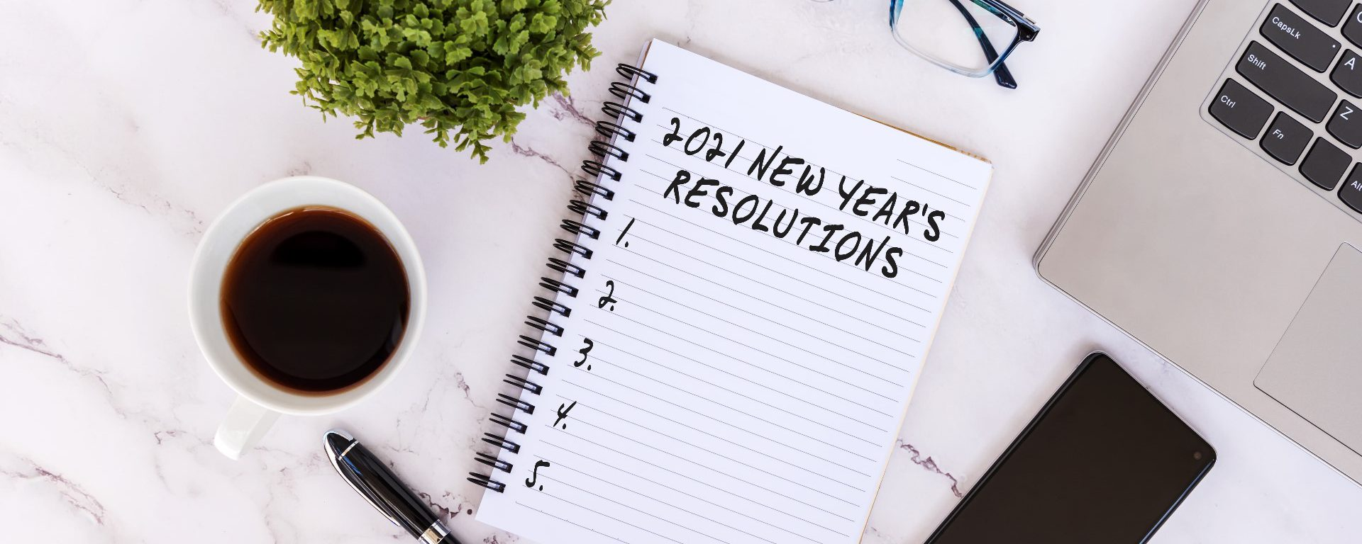 Sticking to Your Resolutions 2021