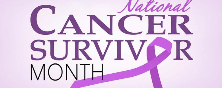National Cancer Survivors Month 2021