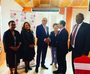 Health minister of Trinidad & Tobago